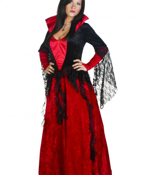 Deluxe She Devil Costume