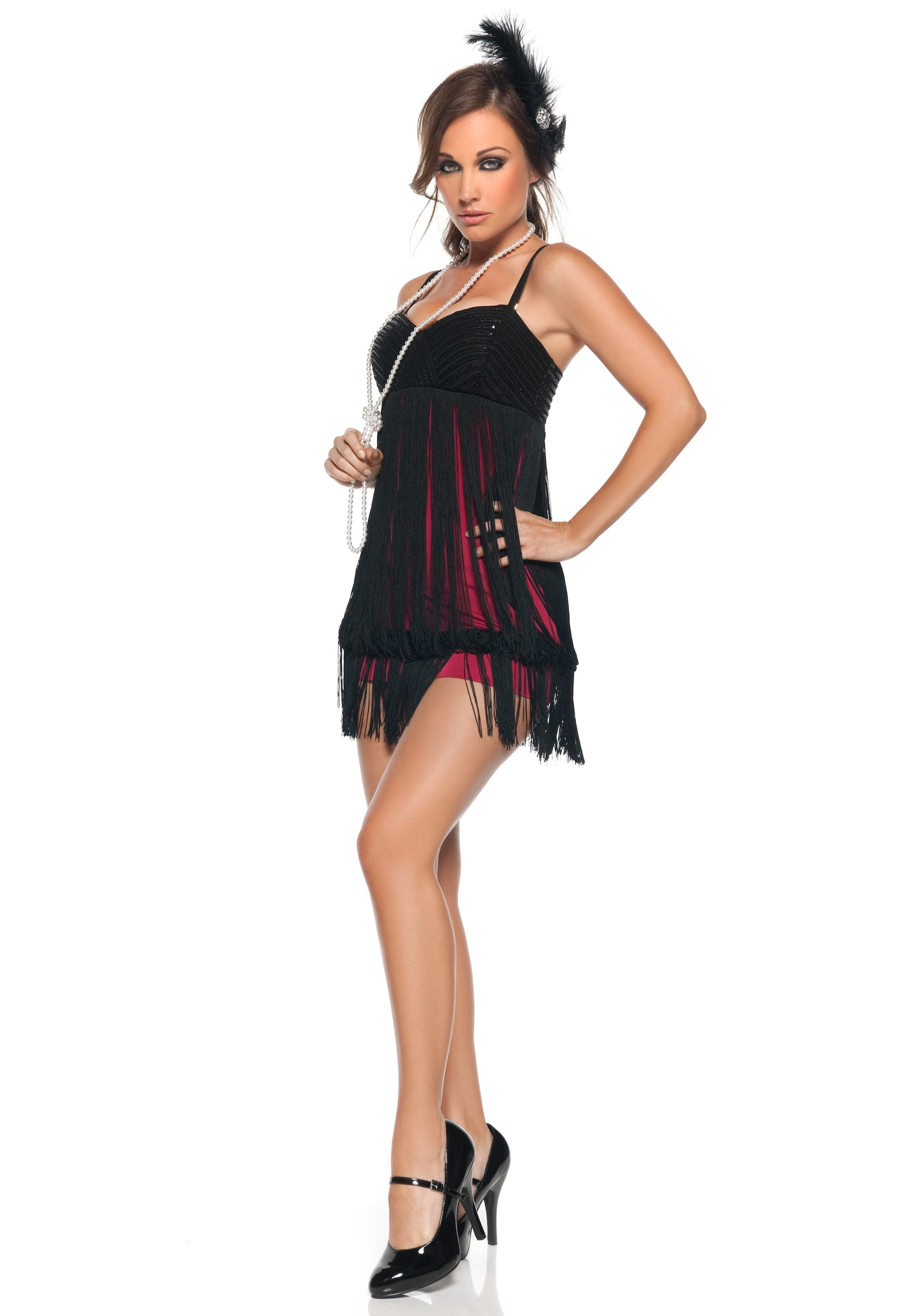 6c4c554e0e356 Flapper Costumes - Halloween Costume Ideas 2019