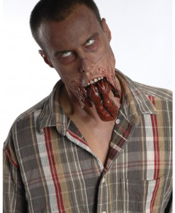 Split Jaw Zombie Mask