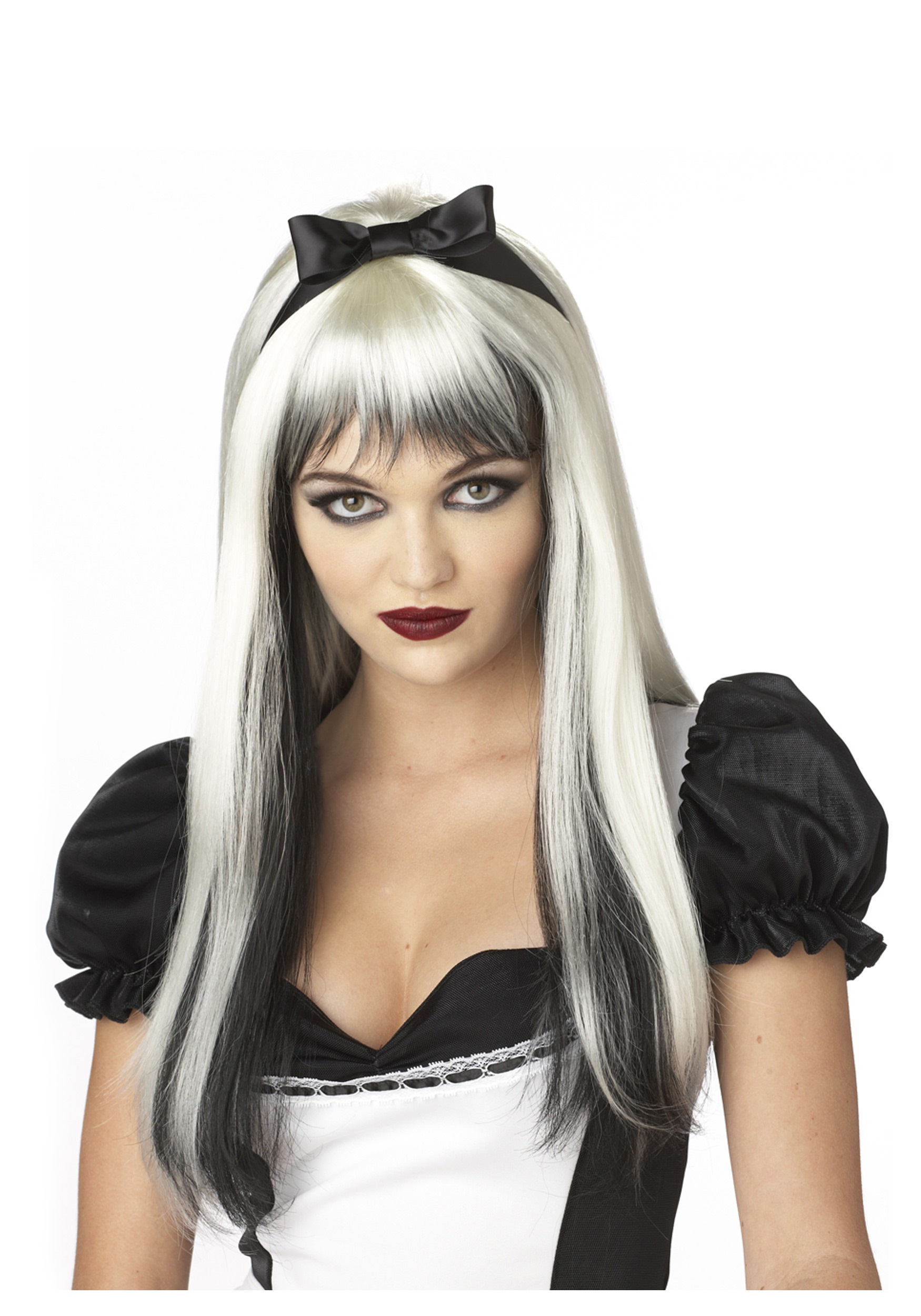 dark alice wig - halloween costume ideas 2018