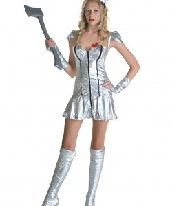 Sexy Metal Girl Costume