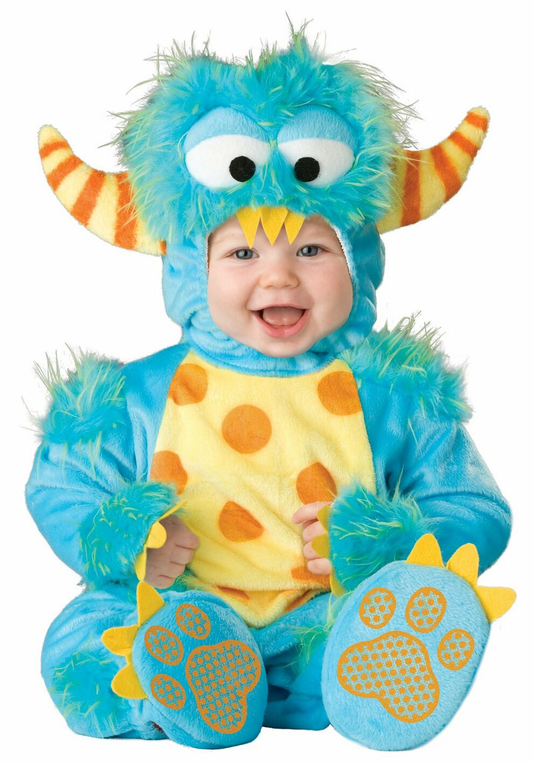 infant lil monster costume - halloween costume ideas 2018