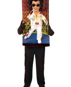 Teenie Weenies Music King Costume