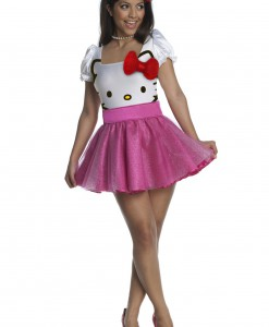 Sexy Hello Kitty Costume