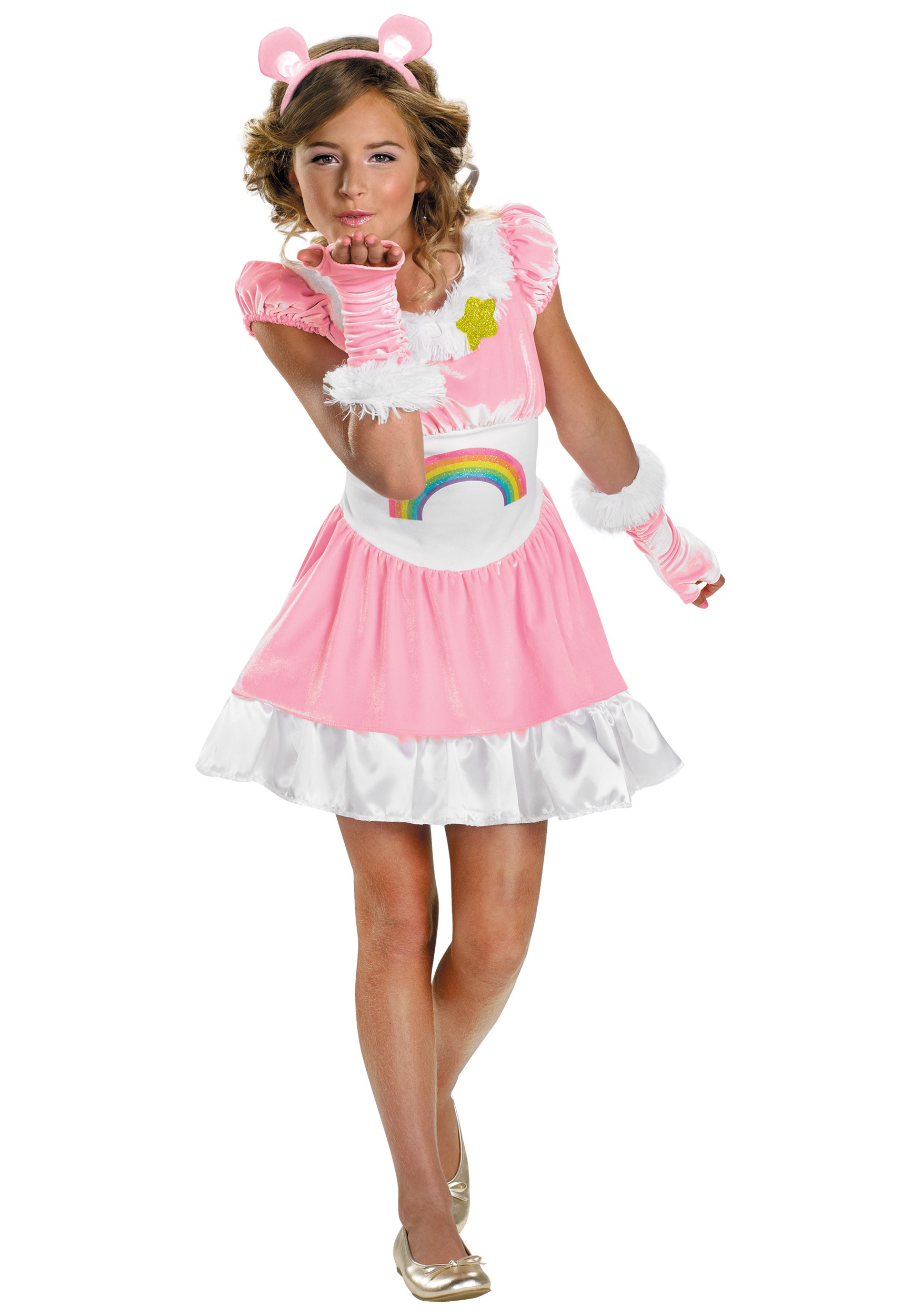 Tween Cheer Bear Costume  sc 1 st  Halloween Costumes & Tween Cheer Bear Costume - Halloween Costume Ideas 2016