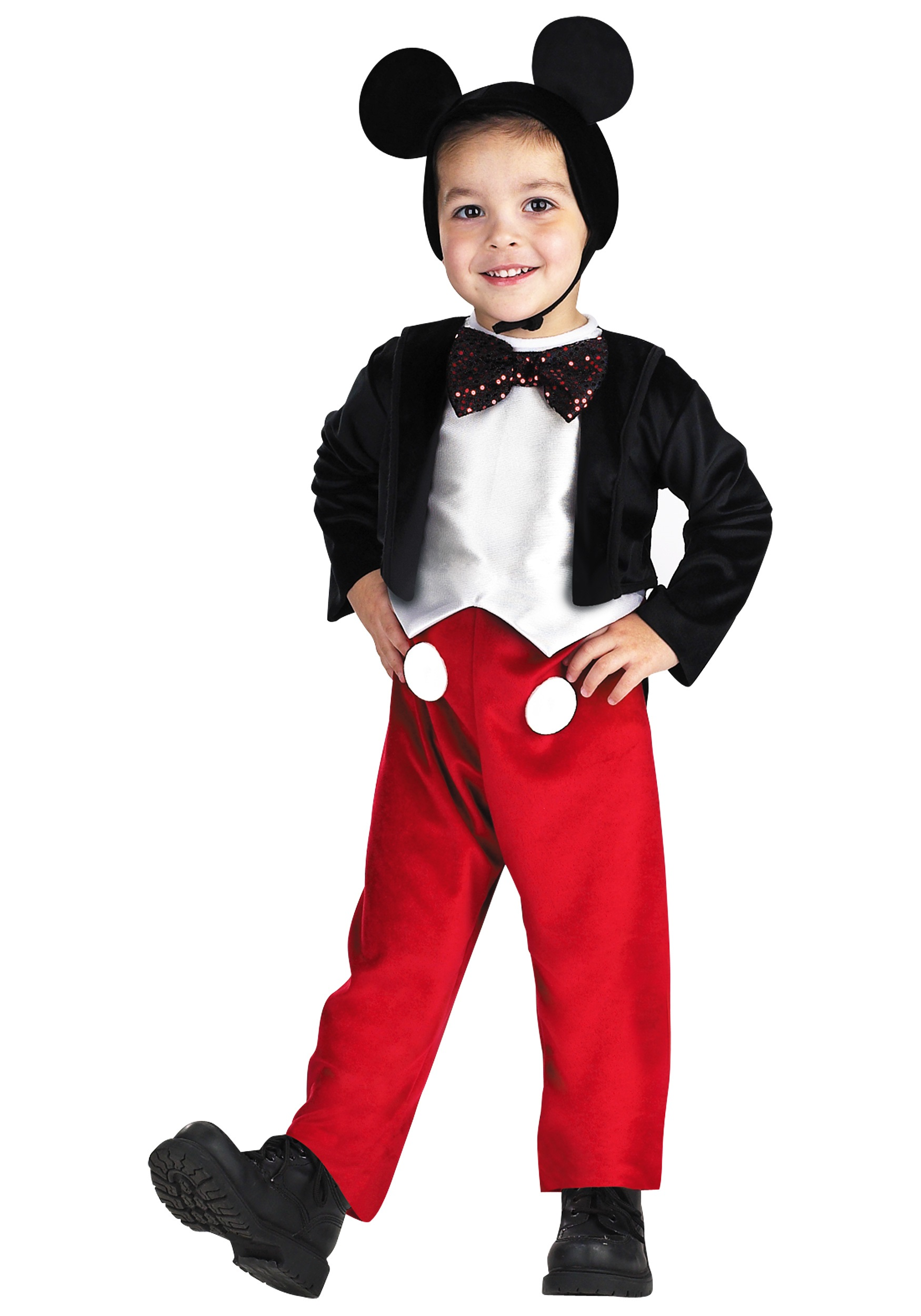deluxe kids mickey mouse costume