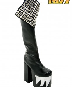 KISS Rock the Nation Demon Boots