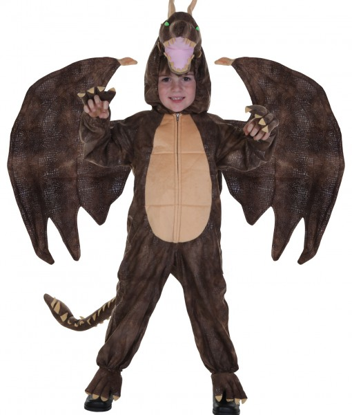 Evan the Dragon Costume