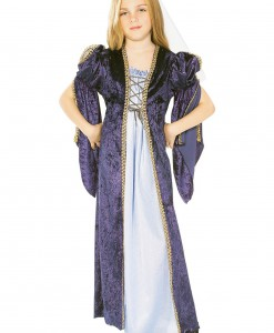 Girls Juliet Costume