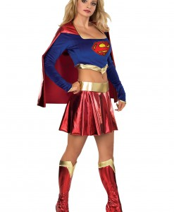Sexy Supergirl Costume