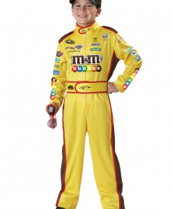 Child Kyle Busch Costume