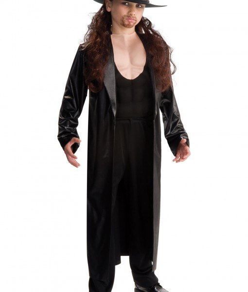 Kids Deluxe Undertaker Costume