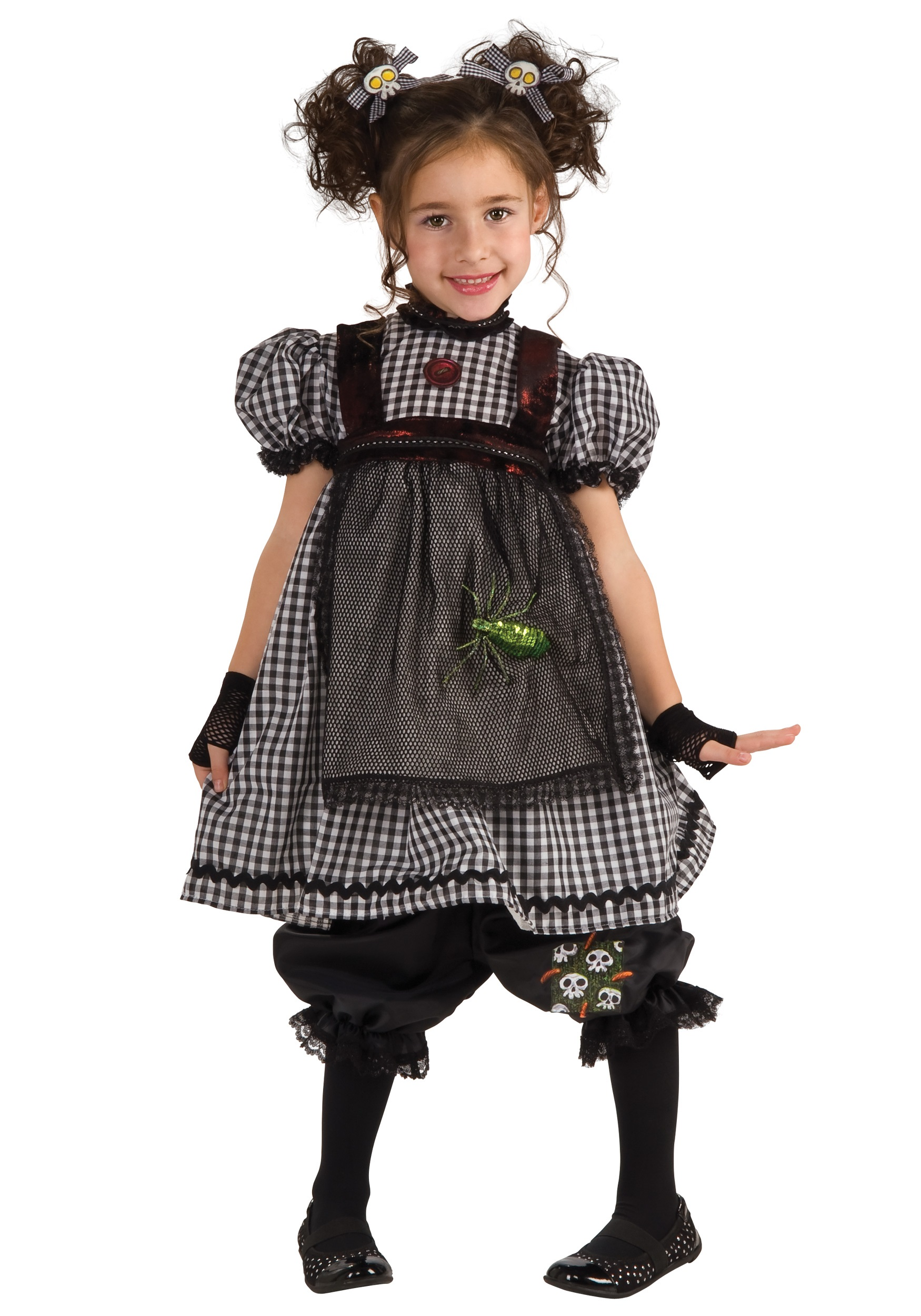 Child Gothic Rag Doll Costume  sc 1 st  Halloween Costumes & Child Gothic Rag Doll Costume - Halloween Costume Ideas 2018