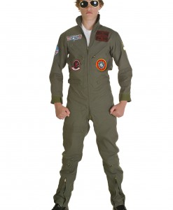 Teen Top Gun Costume