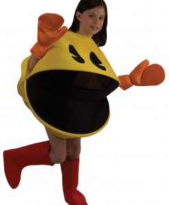 Deluxe Child Pac Man Costume