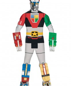 Adult Deluxe Voltron Costume