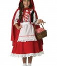 Traditional Little Red Riding Hood Costume