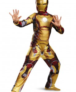 Child Classic Iron Man 42 Costume