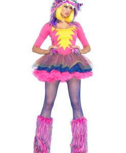 Plus Size Party Monster Costume