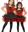 Child Lady Bug Cutie Costume