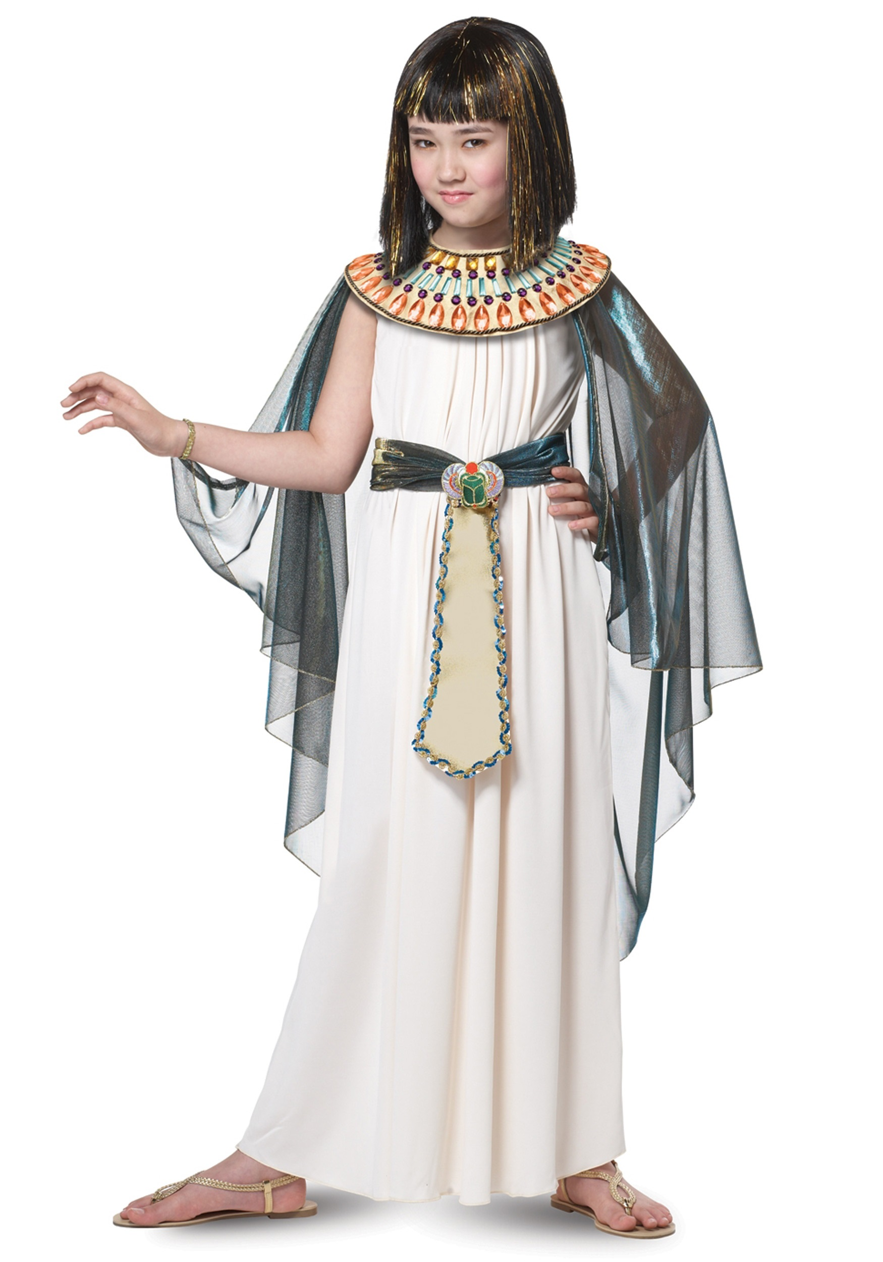 Child Egyptian Princess Costume - Halloween Costume Ideas 2016
