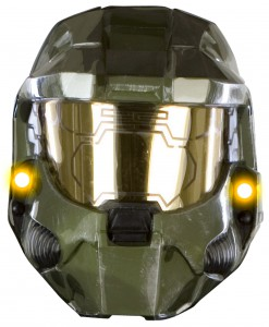 Deluxe Halo 3 Mask