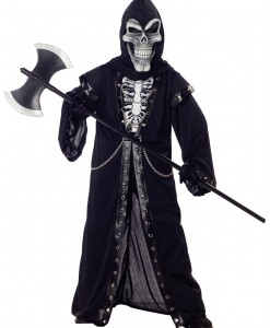 Kids Crypt Master Skeleton Costume