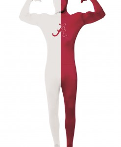 Adult University of Alabama Skin Suit