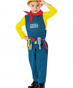 Junior Builder Toddler Costume