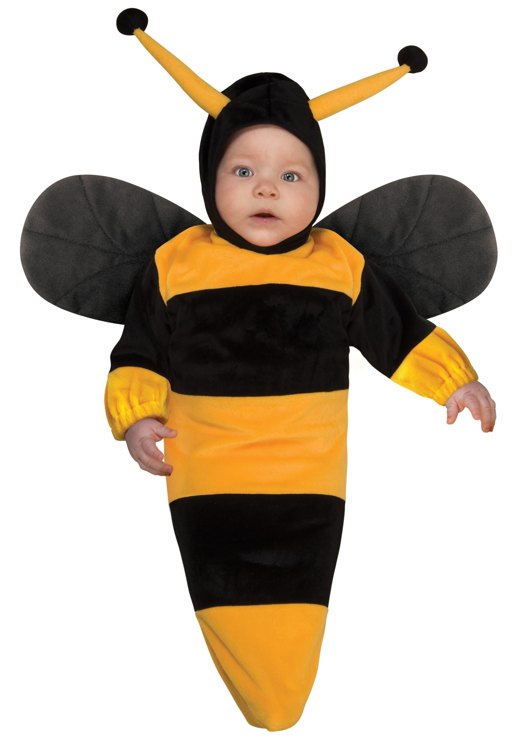 newborn lil bumble bee costume - halloween costume ideas 2018