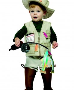 Infant/Toddler Future Fisherman Costume