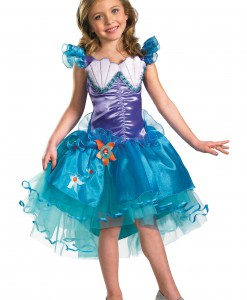 Girls' Ariel Tutu Prestige Costume