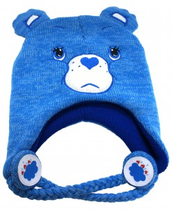Blue Laplander Carebears Hat