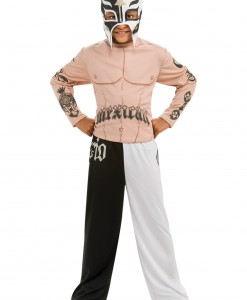 Child Rey Mysterio Jr. Costume