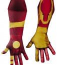 Adult Deluxe Iron Man Mark 42 Gloves