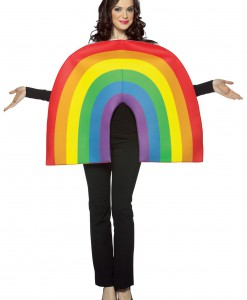 Adult Rainbow Costume