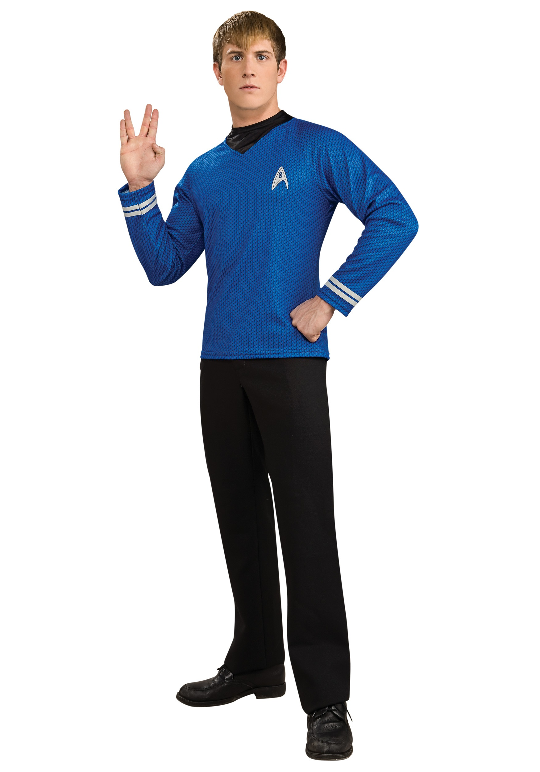 deluxe adult spock costume - halloween costume ideas 2018