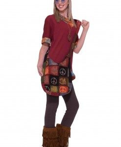 Hippie Peace Handbag