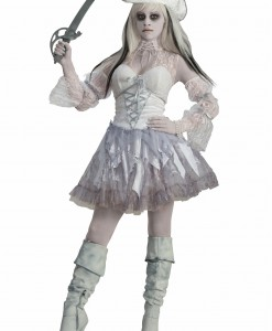 Women's Spirit of the Seas Ghost Pirate Costume