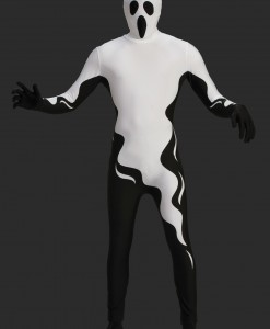 Mens Floating Ghost Skin Suit