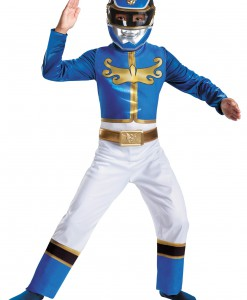Boys Blue Ranger Megaforce Classic Costume