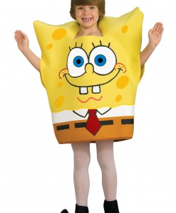 Child SpongeBob Costume