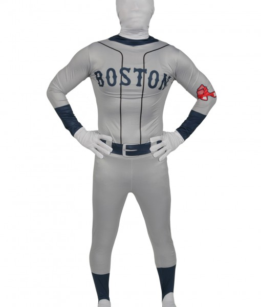 Adult Boston Red Sox Skin Suit