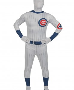Adult Chicago Cubs Skin Suit