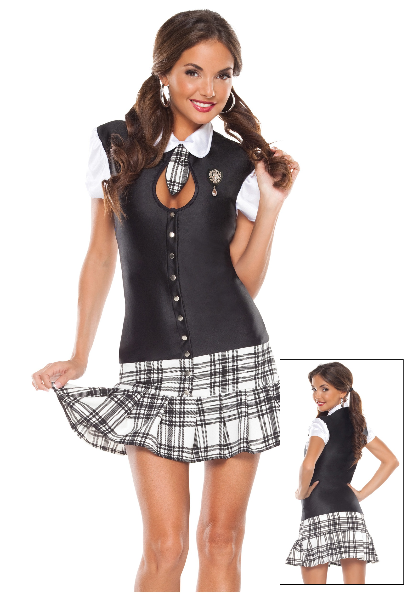Halloween Costume 398.Night School Girl Costume