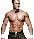 Chippendales Cuff & Collar Set