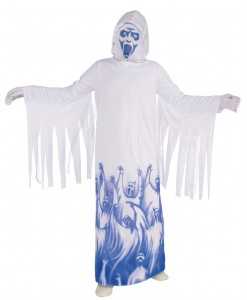 Boys Soul Taker Ghost Costume