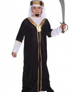 Child Sultan Costume