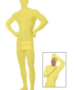 Yellow Second Skin Suit