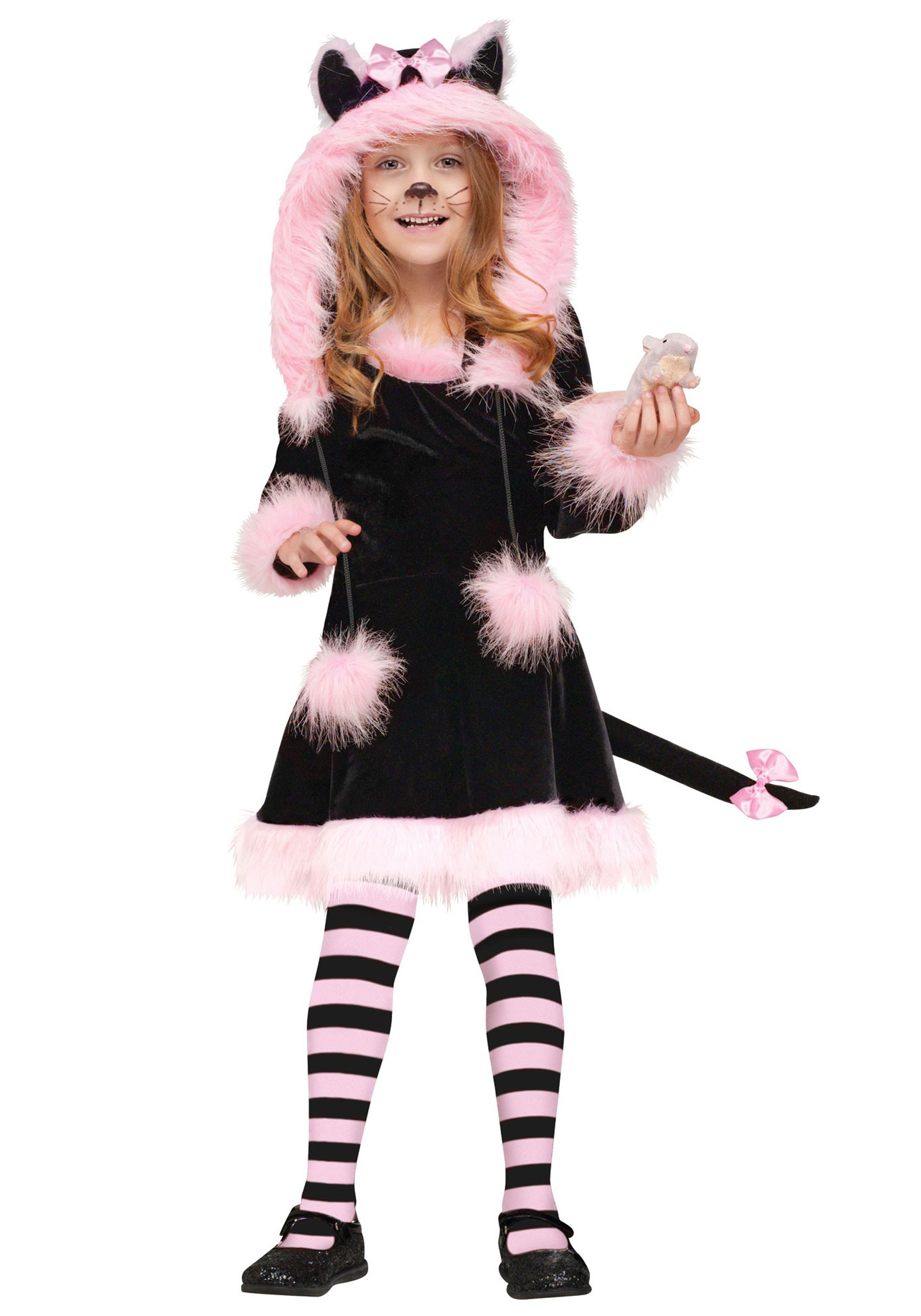 ca7de87a1c2 Child Pretty Kitty Costume